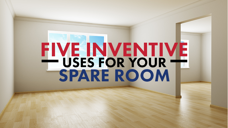Five Inventive Uses for Your Spare Room