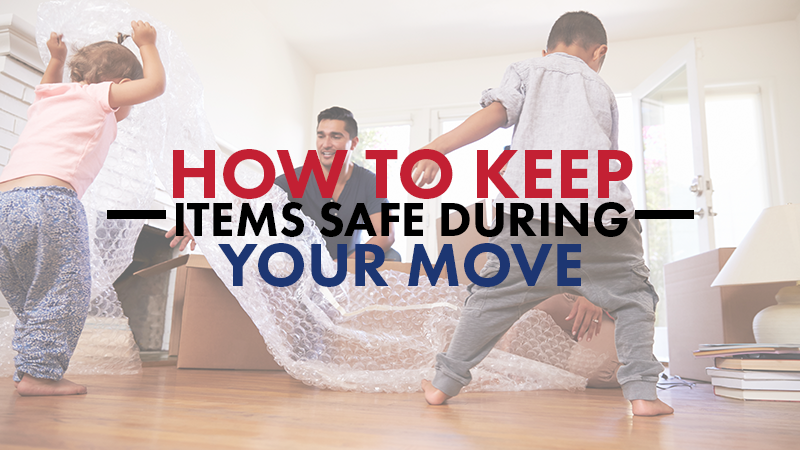 How to Keep Fragile Items Safe During Your Move